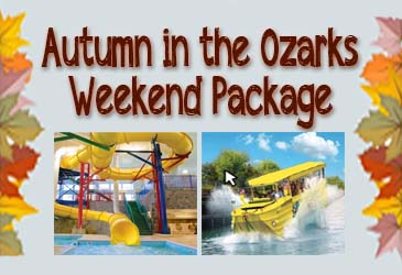 Autumn in the Ozarks Package