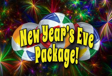New Year's Eve Package 2015