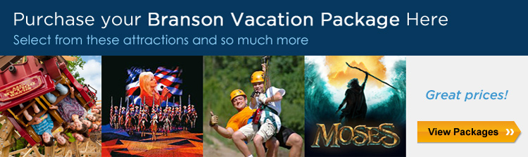 Branson Vacation Packages Banner