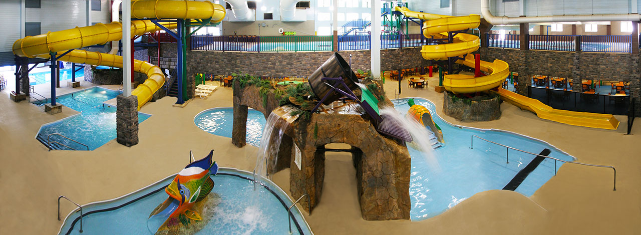 Branson Indoor Water Park Castle Rock Resort Water Park